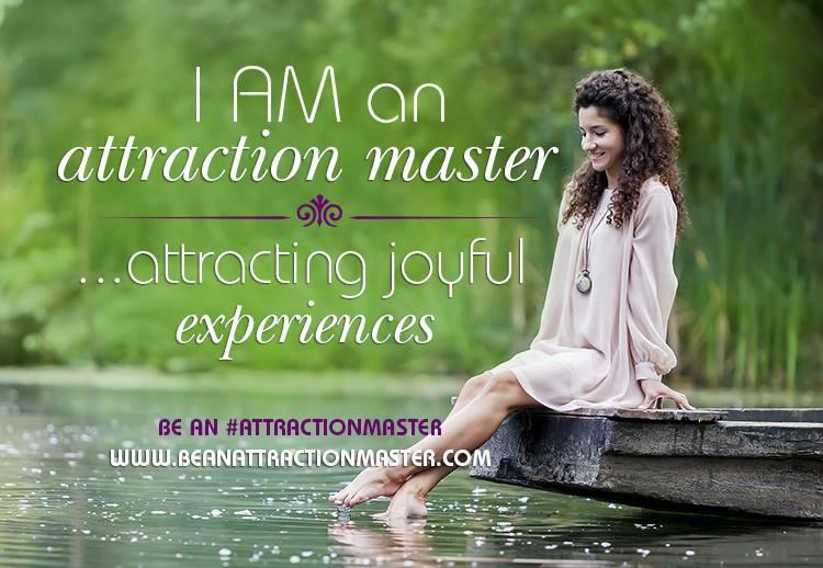 Attracting joyful experiences