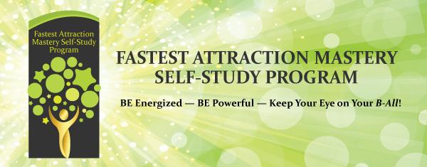 Fastest Attraction Mastery Self-Study Program