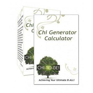 Chi Generator Calculator