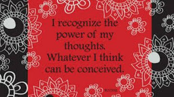 Can Your Thoughts Be More Powerful?