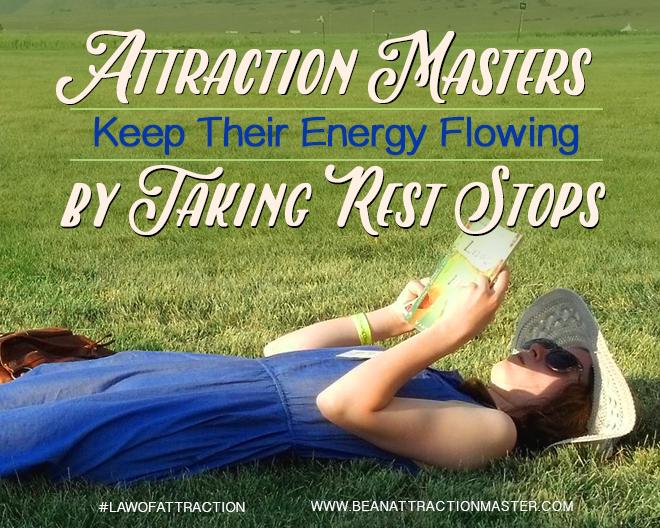 Energy Surge 9 - Rest-stops
